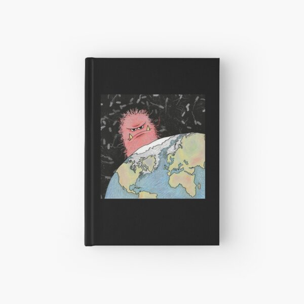 Microbial domination Hardcover Journal