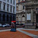 """City Life - """"Le Mostre di Milano"""" by Denis Molodkin"""