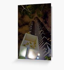 Eureka Skydeck Greeting Card