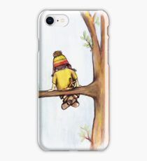 aim to misbehave iPhone Case/Skin