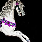 Carousel Horse  by Heather Friedman