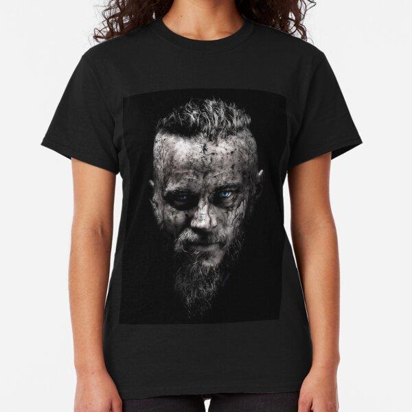 Vikings Lady// Damen// Frauen Fun T-Shirt Keep Calm And Call Ragnar