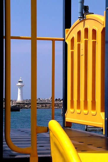 ~Wollongong Breakwater Lighthouse~ by a~m .