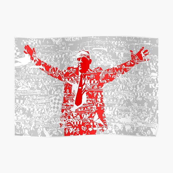 Shankly Kop Poster