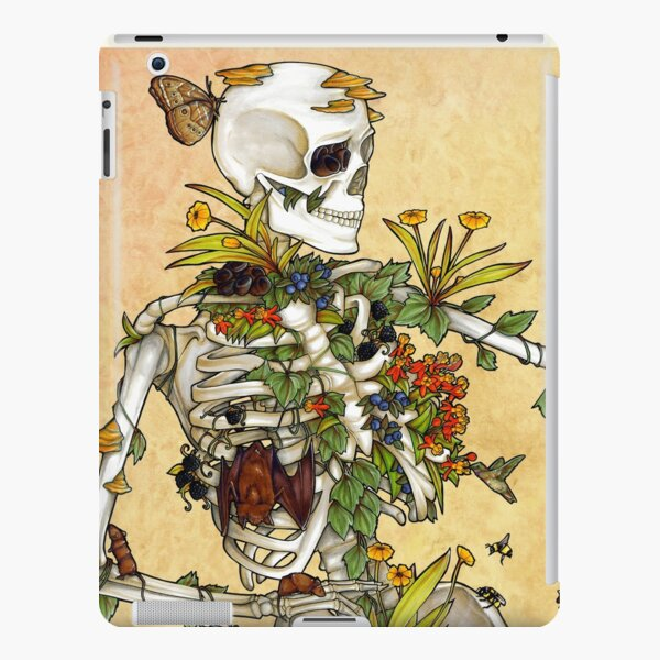 Bones and Botany iPad Snap Case