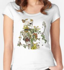Bones and Botany Fitted Scoop T-Shirt