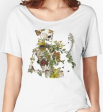 Bones and Botany Relaxed Fit T-Shirt