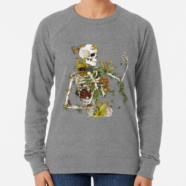 Bones and Botany Lightweight Sweatshirt