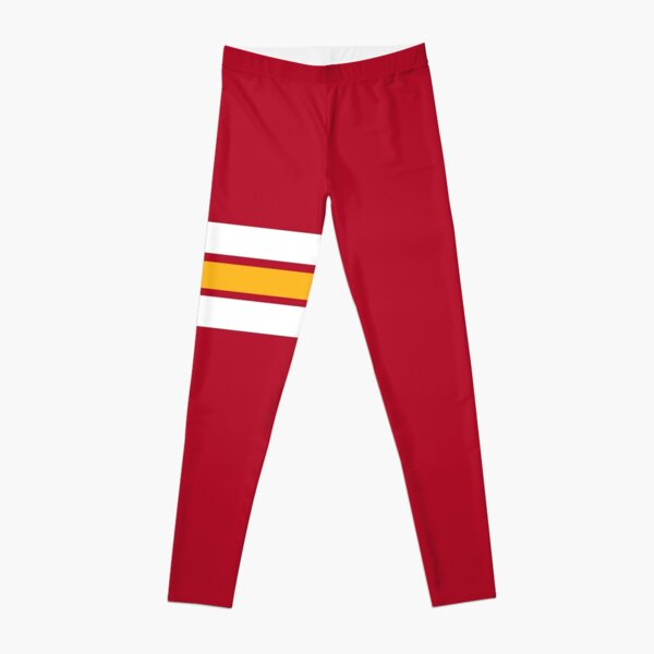 Chiefs Kingdom: Stripes Leggings
