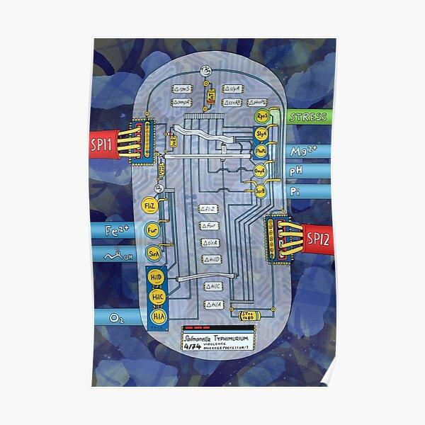 Microbeprocessor Poster