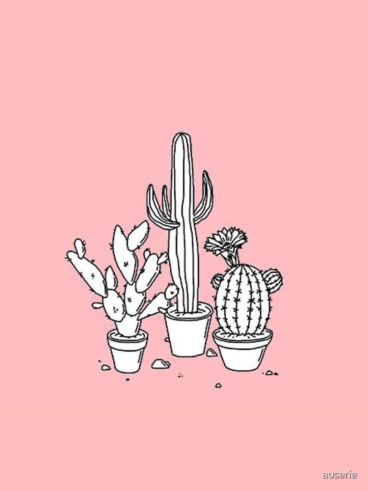 Cactus Doodle  by auserie