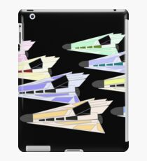 Simplistic Starships iPad Case/Skin
