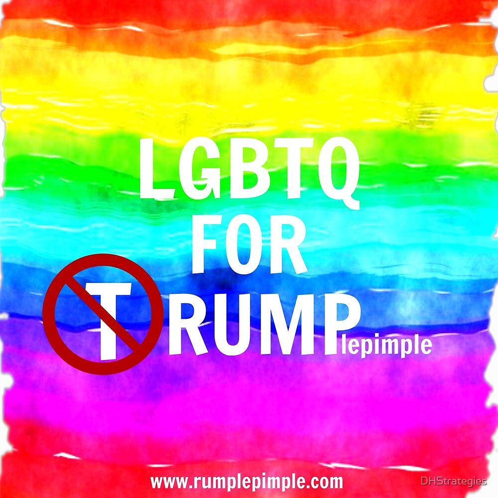LGBTQ PRIDE Rumplepimple by DHStrategies