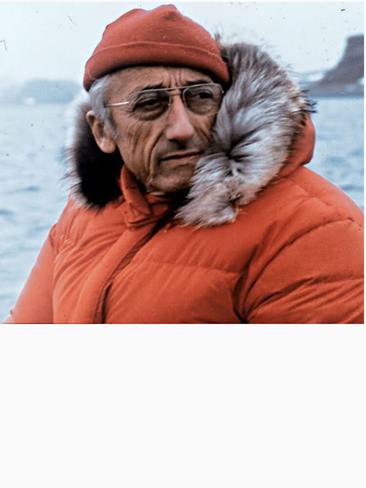 Jacques Cousteau by oddproject