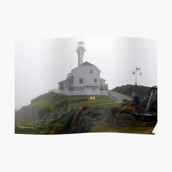 Cape Forchu Lightstation Poster