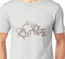 Take me home to the John Medley Library Unisex T-Shirt
