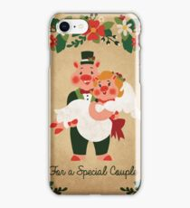For A Special Couple iPhone Case/Skin