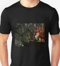 July, Seasons of the Witch: Swamp Witch Unisex T-Shirt