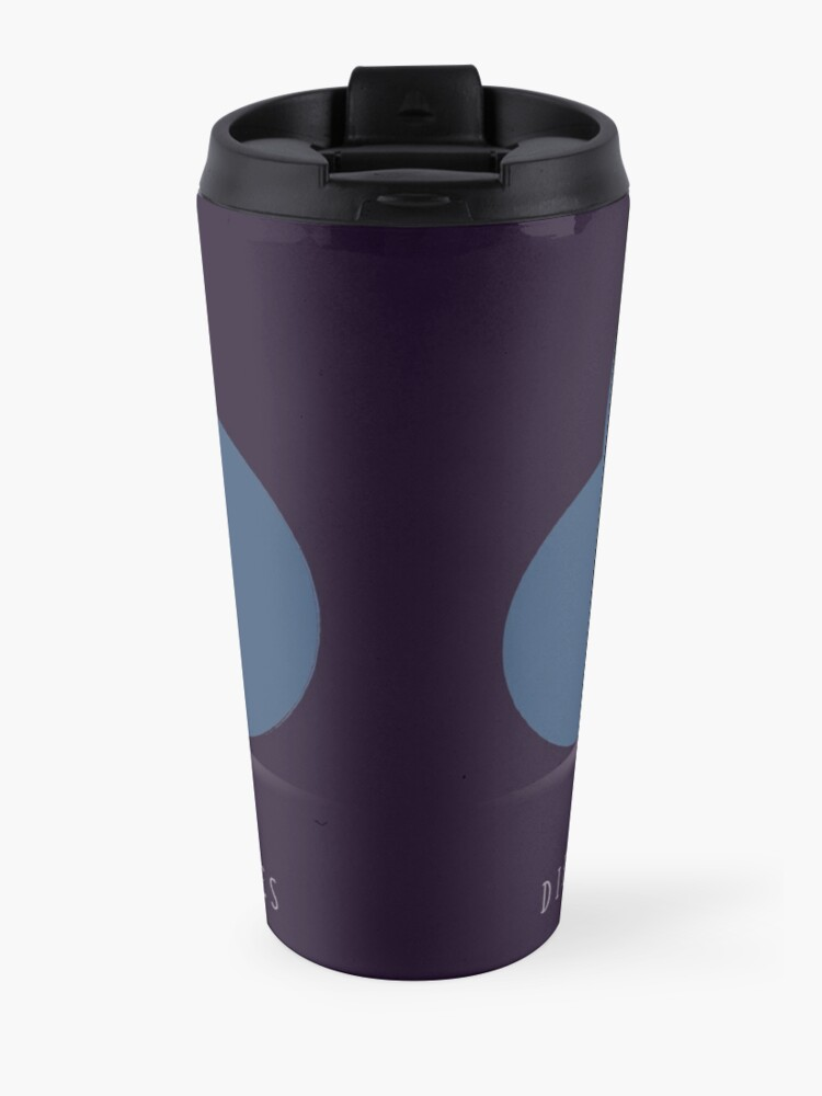 Alternate view of Different Perspectives Travel Mug
