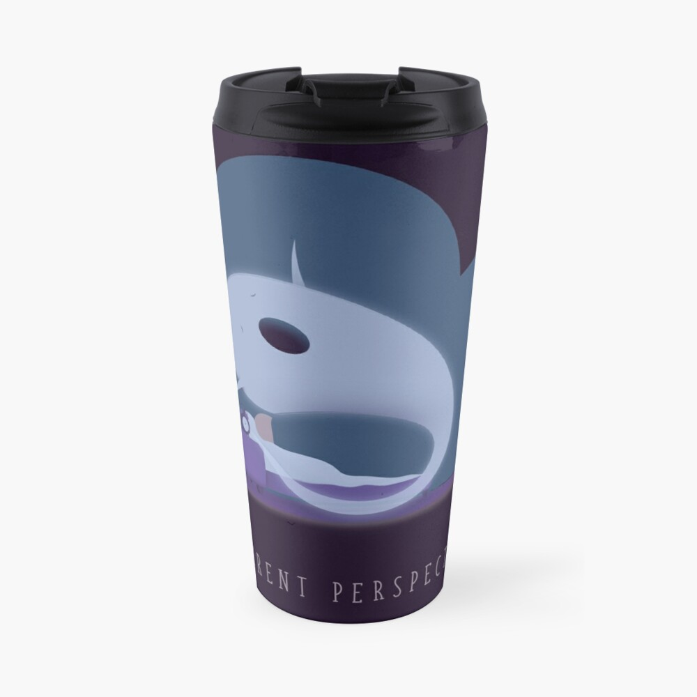 Different Perspectives Travel Mug