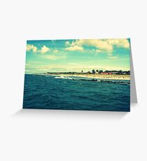 The Baltic Sea No.8 Greeting Card