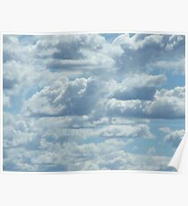 30 Clouds Poster