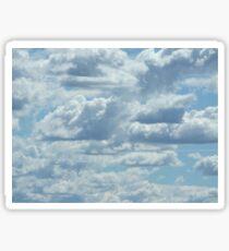 30 Clouds Sticker