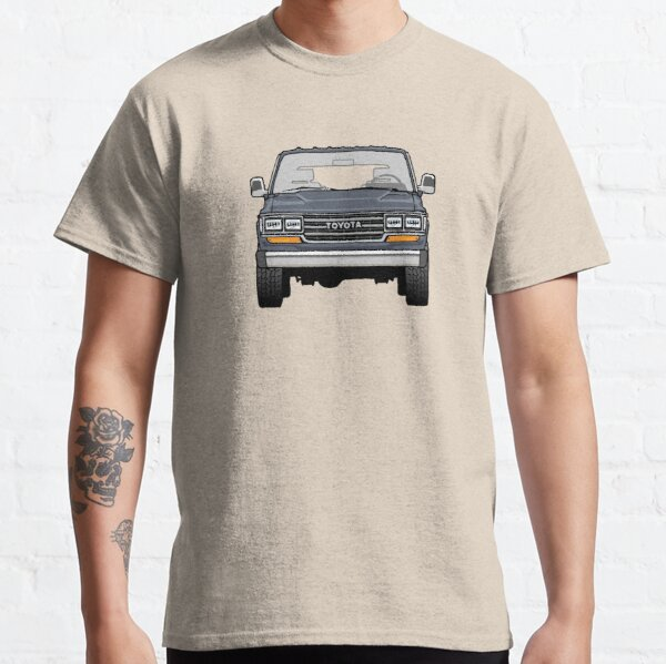 Toyota Land Cruiser FJ60 Classic T-Shirt