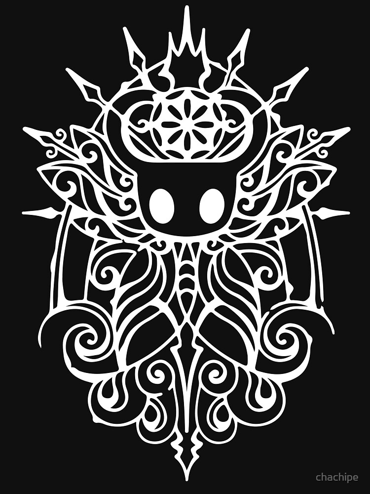 Hollow Knight Tribal White by chachipe