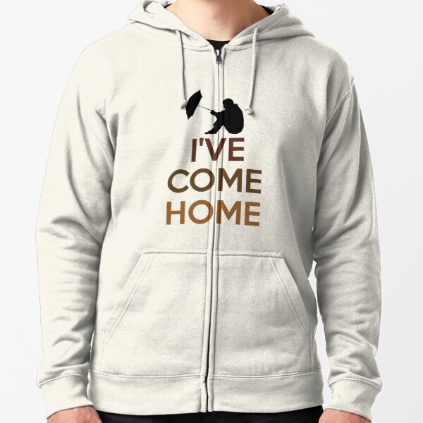 Radical Face - Welcome Home T-Shirt Zipped Hoodie