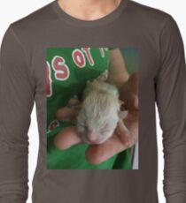 Newborn Kitten Long Sleeve T-Shirt