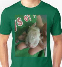 Newborn Kitten Unisex T-Shirt