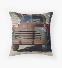 1953 Chevrolet Truck Throw Pillow