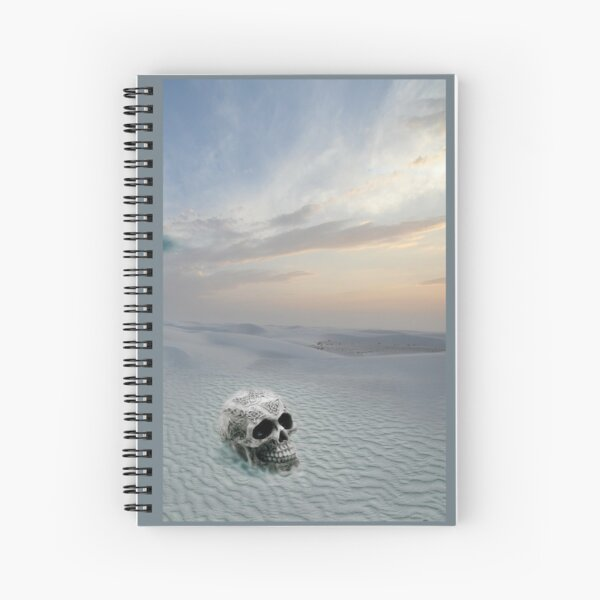 Whispers of Gods and Spirits Spiral Notebook