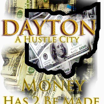 Dayton A Hustle City by Legendbia