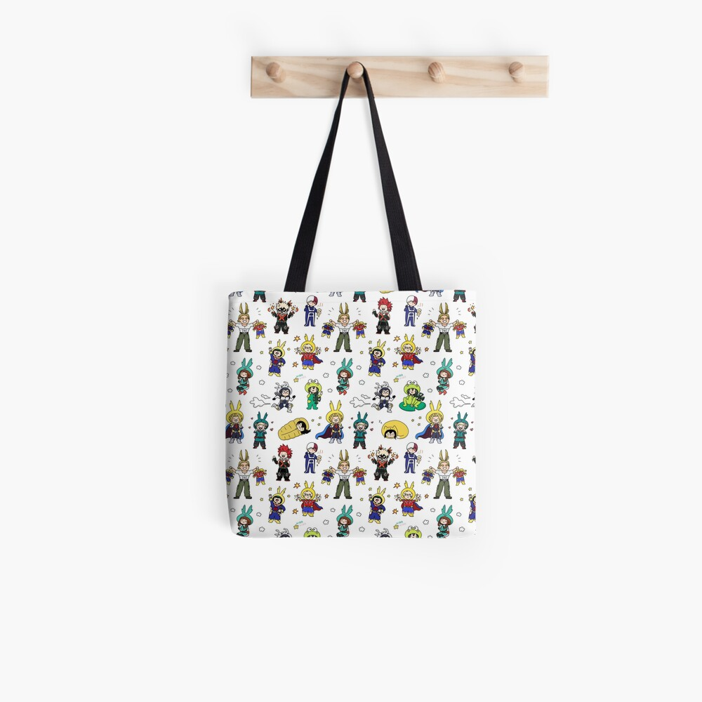 Onesie For All! BNHA Doodle Tote Bag