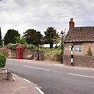 Lacock Village, Wiltshire by Mark Howells-Mead