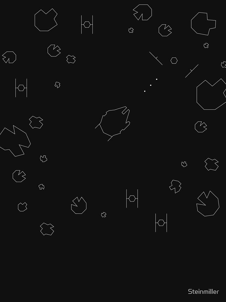 The Falcon Asteroid Field by Steinmiller