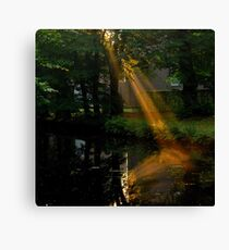 """""""Each new day is a miracle."""" Canvas Print"""