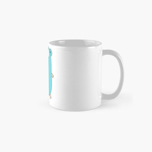 The Go Gopher: Official Golang Logo Classic Mug