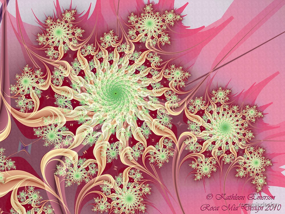Pink Remembrances (Think Pink) by rocamiadesign