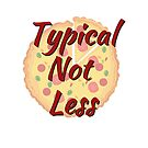 Typical Not Less by EWAutismLibrary