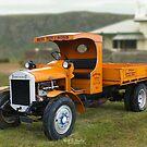 Thornycroft Truck by Hawley Designs