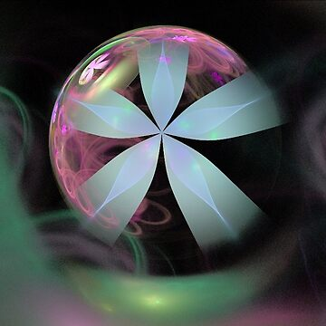 A Fractal Dew Drop by plunder