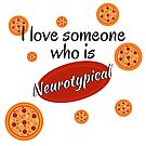 I Love Someone Neurotypical by EWAutismLibrary