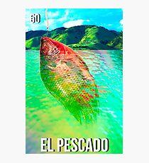LOTERIA- EL PESCADO Fotodruck