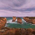 Great Ocean rd by donnnnnny