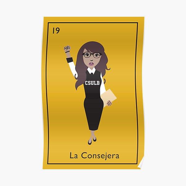 La Consejera Poster
