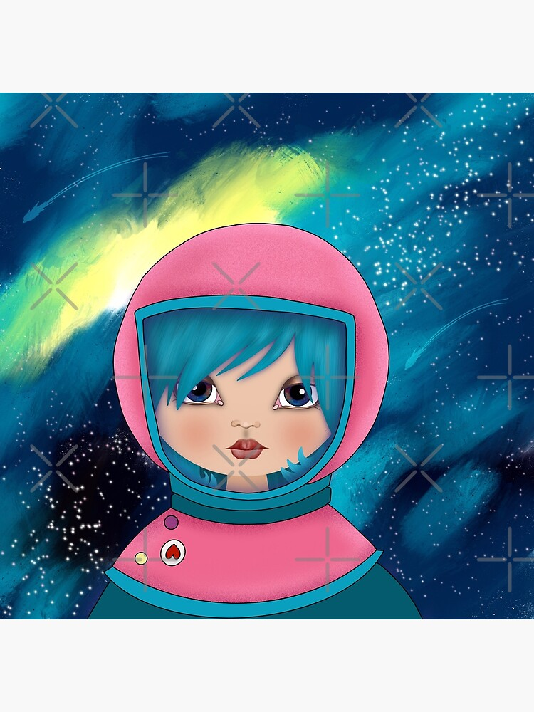 asteroidday - Space Girls Wear Pink by Tatham