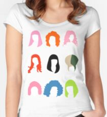 Nicki's Hair Women's Fitted Scoop T-Shirt